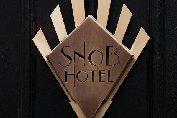 Snob Hotel by Elegancia - 7