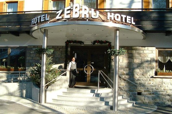 Hotel Zebru - фото 13