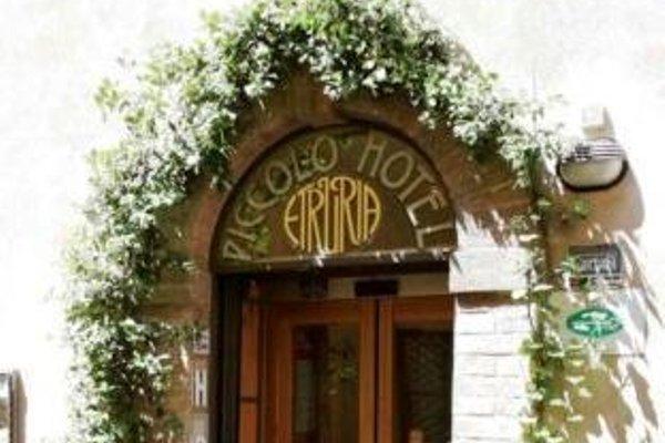 Piccolo Hotel Etruria - фото 23