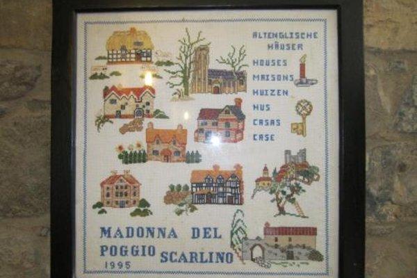 Madonna del Poggio B&B - фото 10