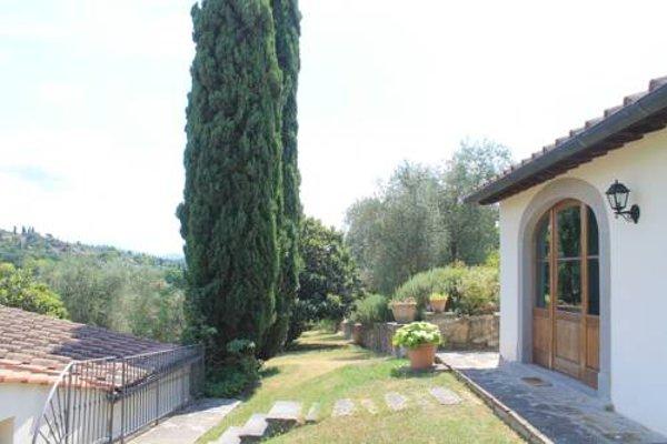 Villa Poggio Ai Merli - фото 17