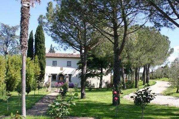 Villa Poggio Ai Merli - фото 18