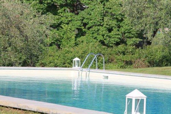 Villa Poggio Ai Merli - фото 19