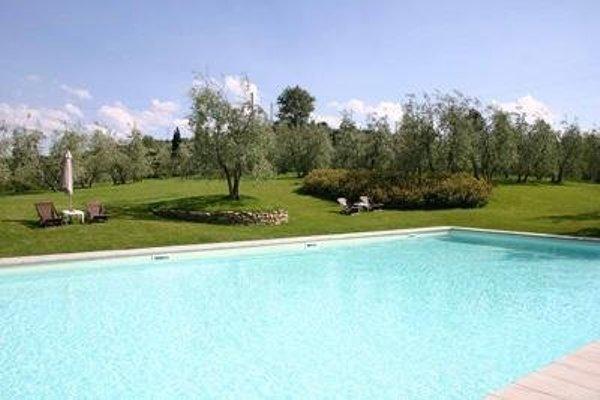 Villa Poggio Ai Merli - фото 20