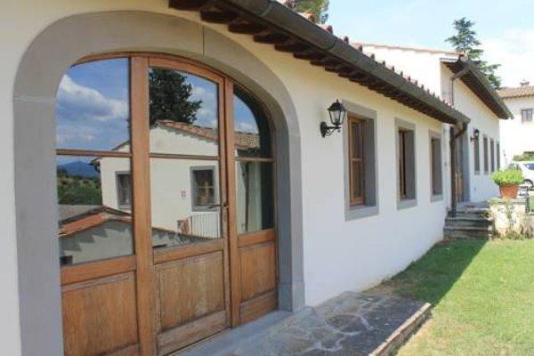 Villa Poggio Ai Merli - фото 21