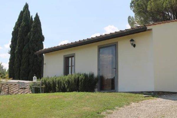 Villa Poggio Ai Merli - фото 22