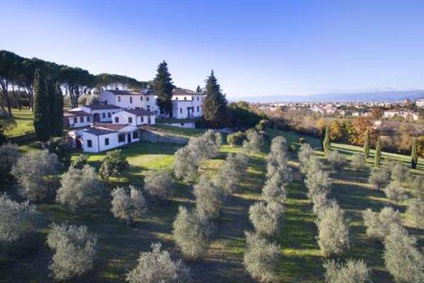 Villa Poggio Ai Merli - фото 23