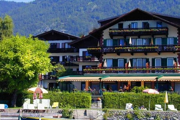Strandhotel Margaretha - фото 21