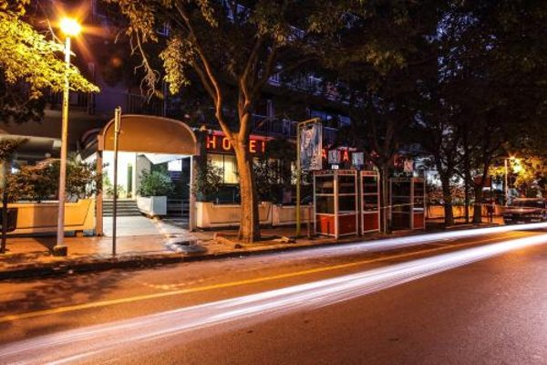 Hotel Grazia Deledda - фото 22