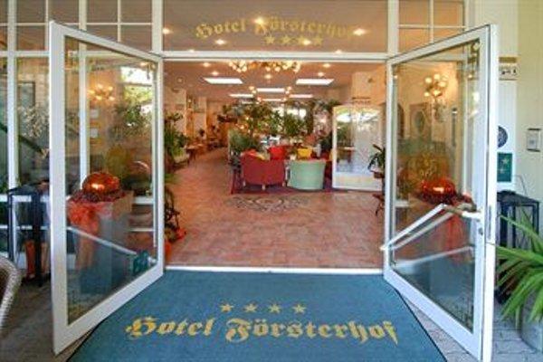 Forsterhof - фото 16