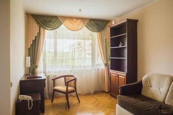 Отель Москва - фото 21