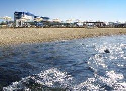 Фото 1 отеля Отель Aquamarine Resort & SPA (бывший Аквамарин) - Севастополь, Крым