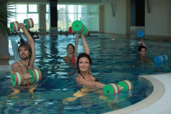 Отель Aquamarine Resort & SPA - фото 15