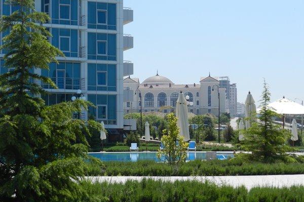 Отель Aquamarine Resort & SPA - фото 19
