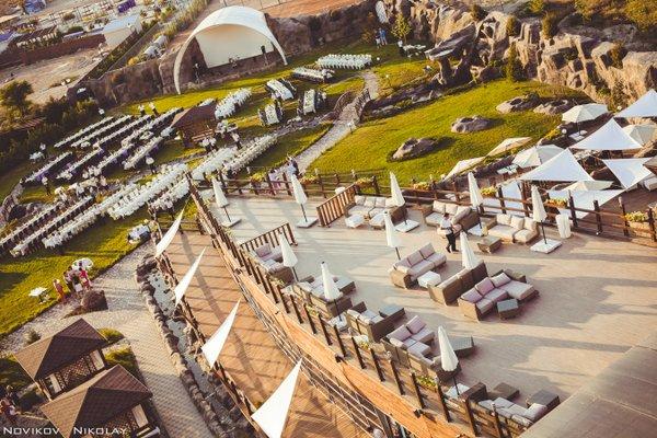 Отель Aquamarine Resort & SPA - фото 20