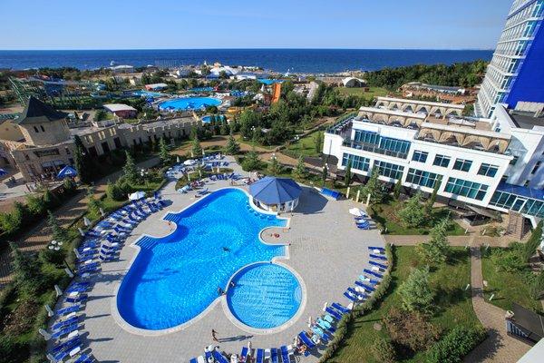 Отель Aquamarine Resort & SPA - фото 21