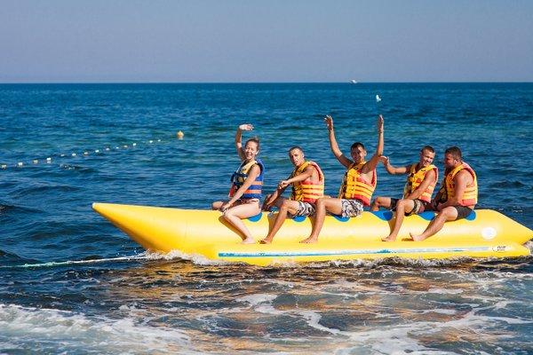 Отель Aquamarine Resort & SPA - фото 23
