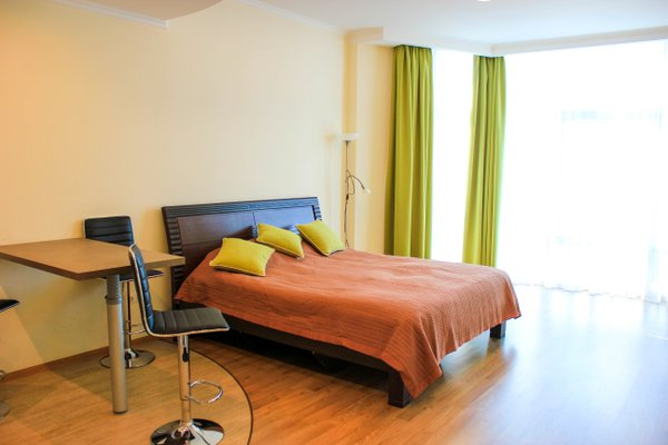 Отель Aquamarine Resort & SPA - фото 3