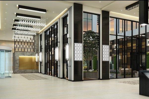 Metropolitan Hotel Dubai - фото 18