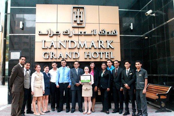 Landmark Grand Hotel - фото 17