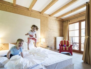 Гестхаус Post Alpina - Family Mountain Chalets