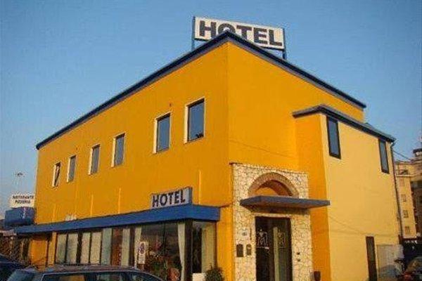 Hotel Villabella - фото 23