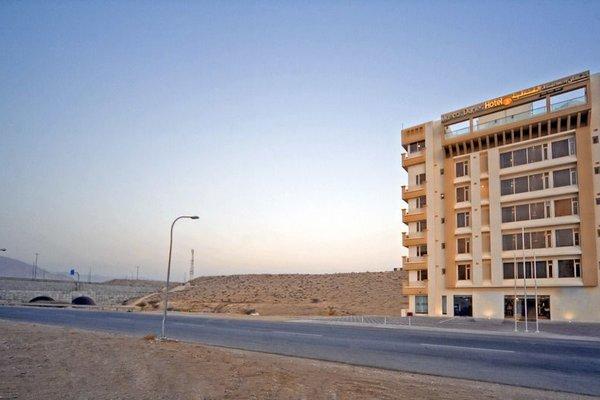 Muscat Dunes Hotel - фото 21