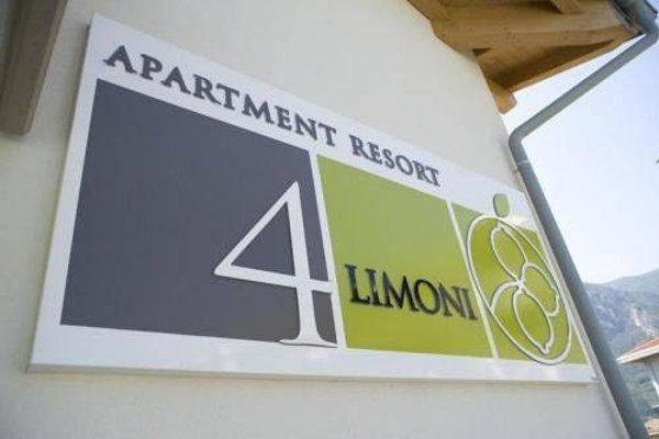 4 Limoni Apartment Resort - фото 11