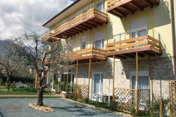 Residence Rivachiara (check-in at Hotel Riviera in Viale Rovereto, 95) - фото 50