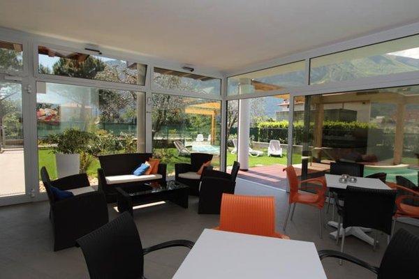 Residence Rivachiara (check-in at Hotel Riviera in Viale Rovereto, 95) - фото 14