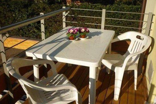 Residence Rivachiara (check-in at Hotel Riviera in Viale Rovereto, 95) - фото 16