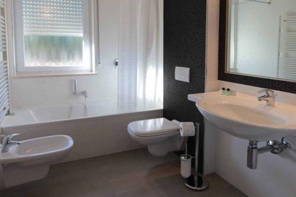 Residence Rivachiara (check-in at Hotel Riviera in Viale Rovereto, 95) - фото 8