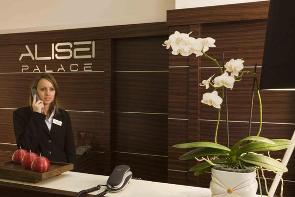 Alisei Palace Hotel - фото 15