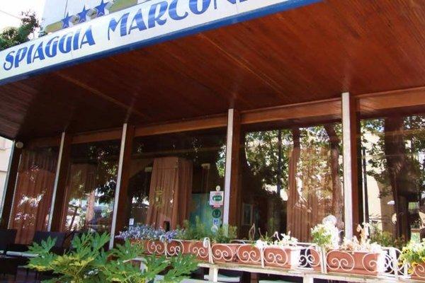 Hotel Spiaggia Marconi - 20