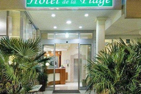 Hotel De La Plage - фото 14