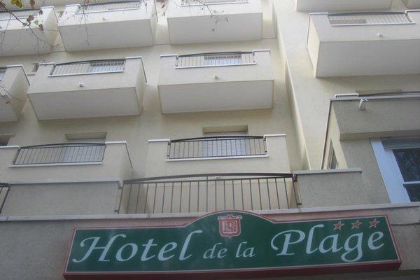 Hotel De La Plage - фото 19