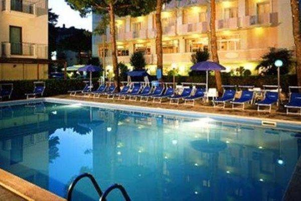 Hotel Tiffany - фото 21