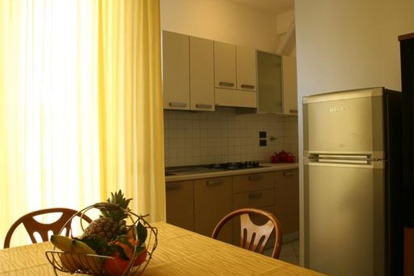 Residence Hotel Angeli - фото 16