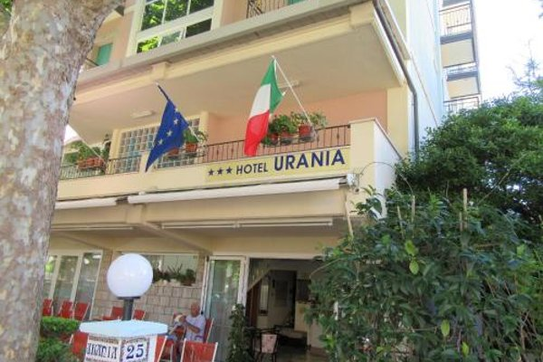 Hotel Urania - фото 17