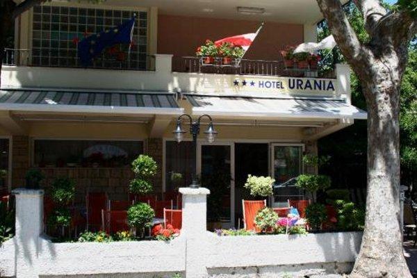 Hotel Urania - фото 19