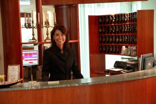 Hotel Aristeo - фото 9