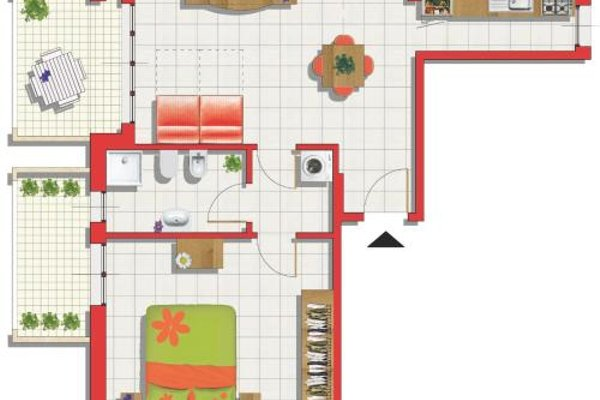 Residence Maryel - фото 5