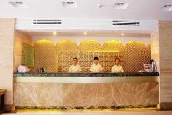 Gjangzhou Xindengfeng Hotel - фото 7
