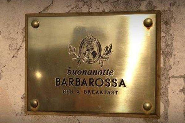 B&B Buonanotte Barbarossa - 13