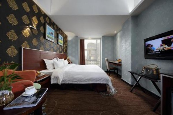 Hanyong Hotel - фото 4