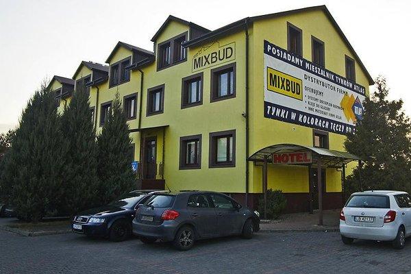 Hotel Mixbud - 22