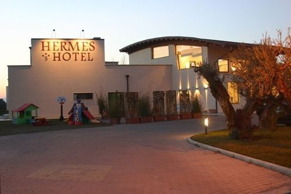Hermes Hotel - фото 21