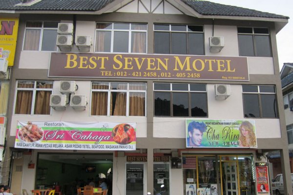 Best Seven Motel - 22