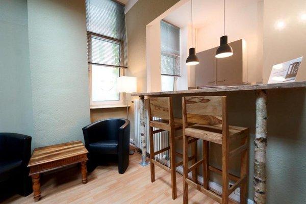 Berlin City Apartments - фото 6