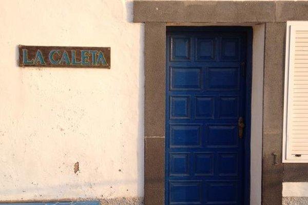 La Caleta Surfhouse - фото 12